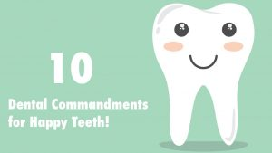 Recommendations Of Oral Hygiene Of Dentists
